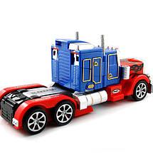 Трансформер «Оптимус Прайм», высококачественная игрушка для ребенка, фото 2