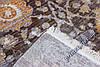 """Современный прямоугольный ковер Севен """"Шейх"""", цвет серо-коричневый, фото 5"""