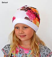 Шапочка детская Фантазия размер 50 (демисезон средняя), фото 1
