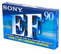 Аудио кассета SONY 90EF