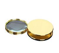 Раскладная лупа Gold, 4X увеличение, диаметр 62 мм, Magnifier 12093