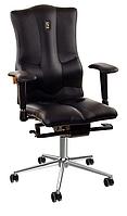 Ортопедическое кресло Элеганс ELEGANCE (Экокожа черный)
