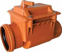 Клапан обратный DN 110 Magnaplast(Aquer)