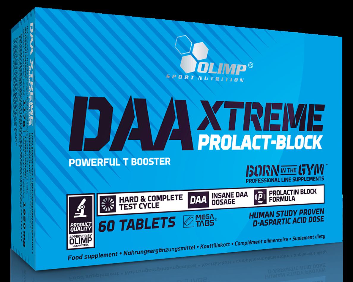 Olimp DAA Xtreme 60 tabs