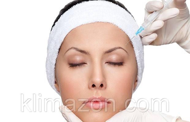 Устранение морщин при помощи ботулотоксина