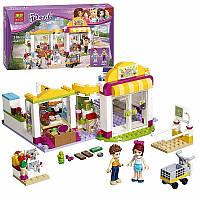 Конструктор Bela  Friends ( аналог Lego 41118) Супермаркет 318 дет.