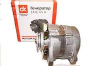 Генератор  Газель-Бизнес,Волга двигатель 4215,4213,4216 (14В 65А) (производство ДК)