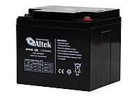 Аккумуляторная батарея Altek 6FM40GEL