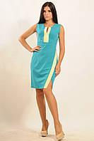 Элегантное платье с завышенной линией талии | бриз (р.42-52)