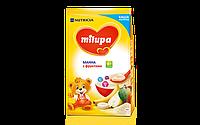Каша молочная Milupa манная с фруктами милупа, 210 г,