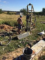 Бурение скважин Броварском районе