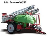 Оприскувачі Goliat Turbo 2500 - 4000 л. з повітряним рукавом. Воздушный рукав. Цена от 290 000 грн.