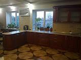 Мебель в кухню из натурального дерева на заказ, фото 4