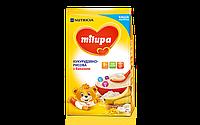 Каша молочная Milupa кукурузно-рисовая с бананом милупа, 210 г,
