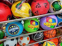 Мяч резиновый CR630  4 цвета