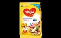 Каша молочная Milupa мультизлаковая с сухариками и грушей милупа, 210 г,