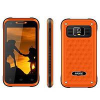 Противоударный и пыленепроницаемый смартфон SONY 009 (2sim, Duos, Android 4,  MORE 009)