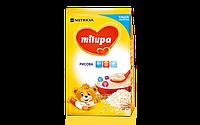 Каша молочная рисовая Milupa Милупа, 210 г,