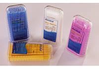 Аплікатори Microbrush Super Fine - супер тонкі аплікатори для зручного нанесення адгезивів,праймерів, протравк