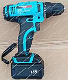Шуруповерт акумуляторний GRAND ТАК-18, фото 7