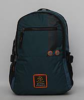 Качественный мужской рюкзак. Оригинальный дизайн. Городской рюкзак. Купить практичный рюкзак. Код: КДН565, фото 1
