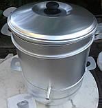 Соковарка Zauberg  6 л алюминий, фото 2