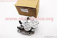 Суппорт тормозной передний двухпоршневой на мотоцикл Lifan 125/150 сс