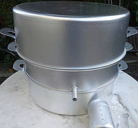 Соковарка INTEROS 8л алюминий