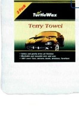 Комплект Turtle Wax Terry Towel