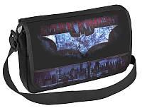 """Классный мессенджер на плечо """"Batman"""" Cool for school BN07803 черный/печать"""