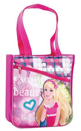 """Яркая сумка для девочки """"Beauty"""" Cool for school CF85291 розовый/печать"""
