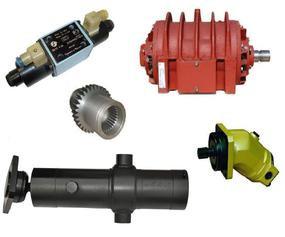Запасні частини та комплектуючі для комунальної техніки