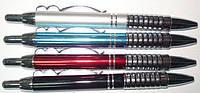 """Ручка шариковая автоматическая металлическая BP2004 MIX 4шт. """"Baixin"""""""