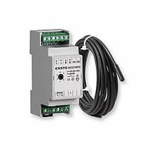 Терморегулятор для установки на DIN рейку, 16A, IP 20