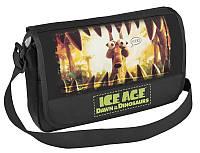 """Легкий молодежный мессенджер на плечо """"Ice Age"""" Cool for school IA09801 черный/печать"""