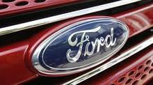Бічні пороги Ford