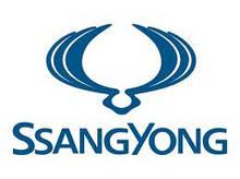 Бічні пороги SsangYoung