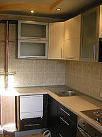 Практичная кухня из МДФ, фото 1