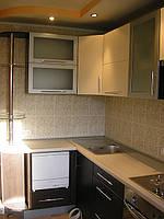 Практичная кухня из МДФ на заказ от производителя