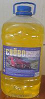 Омыватель стекла зимний Сяйво (-20ºС) желтый ананас 5 л