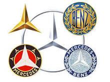 Бічні пороги Mercedes