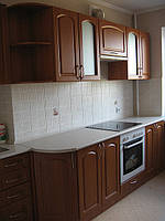 Кухня из пленочного МДФ, фото 1