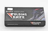 Складной нож Бизон, серия активного отдыха и рыбалки + видеообзор, выкидные, походные ножи, рыбацкие ножи