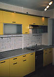 Кухня из пленочного МДФ со склада производителя под заказ, фото 2