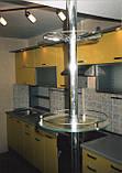 Кухня из пленочного МДФ со склада производителя под заказ, фото 3