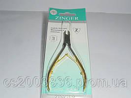 Маникюрные кусачки Zinger Classic 7157, маникюрные приборы, ножницы Зингер, красота, все для маникюра, кусачки