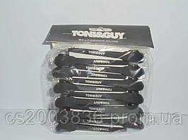 Зажимы для волос Toni&guy 12шт, парикмахерские зажимы для волос, красота и здоровье,