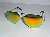 Солнцезащитные очки Aviator Ray-Ban 6599, очки авиаторы, модный аксессуар, очки, унисекс очки, очки капельки