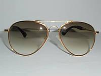 Солнцезащитные очки Aviator Ray-Ban 6610, очки авиаторы, модный аксессуар, очки, женские очки,очки капельки