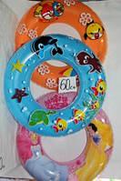 Круг детский надувной -60см